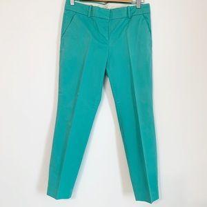 J crew women size 2 cropped pants
